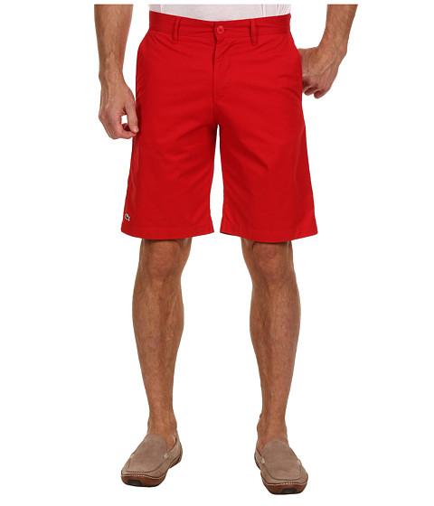 "Pantaloni Lacoste - Classic Bermuda Short 10\"" - Red"