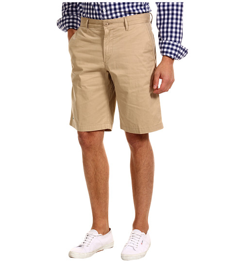 "Pantaloni Lacoste - Classic Bermuda Short 10\"" - Light Coffee Macaroon"