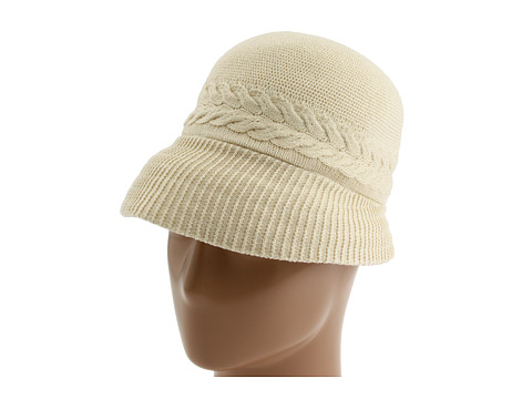 Sepci Kangol - Y Cable Cloche - Natural