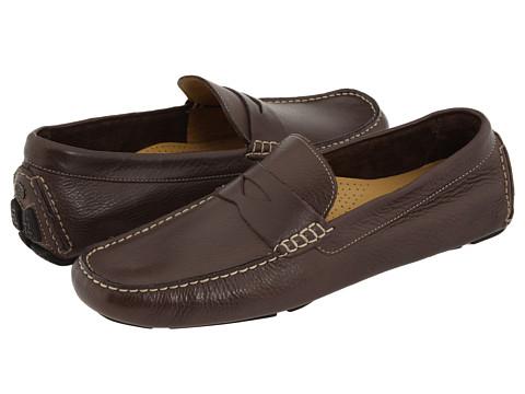 Pantofi Cole Haan - Howland Penny - Dark Brown