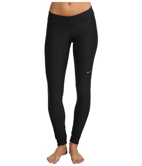 Pantaloni Nike - Filament Tight - Black/Black/Matte Silver