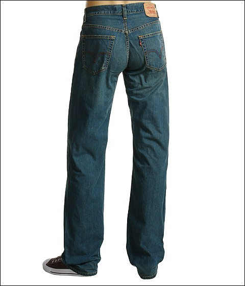 Blugi Levis - Big & Tall 559â⢠Relaxed Straight - Sub Zero