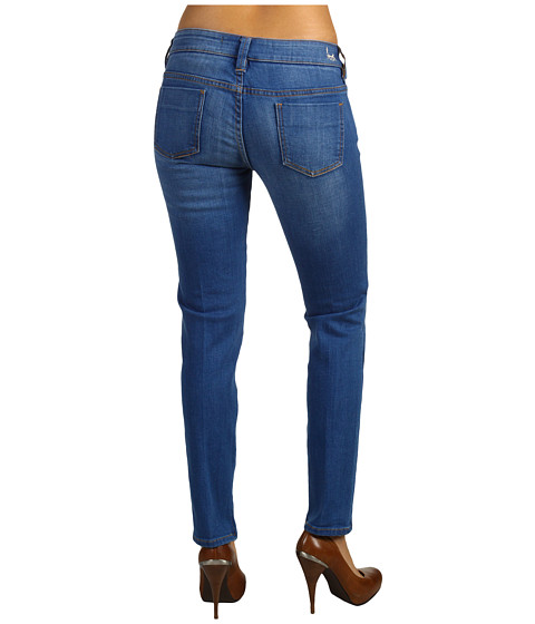 Blugi Radcliffe Denim - Soho Jean Diagonal Seam Ankle - Liverpool Wash