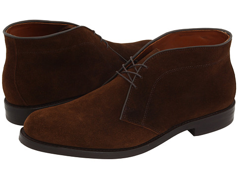 Ghete Allen-Edmonds - Malvern - Brogue Suede