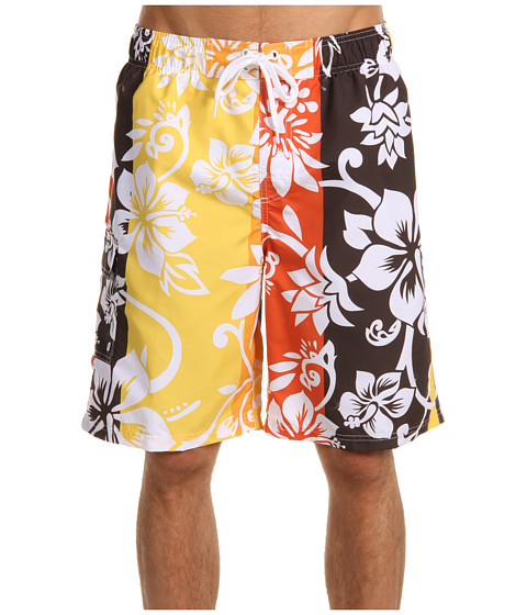 Special Vara Type Z - Adam Swim Shorts - Orange