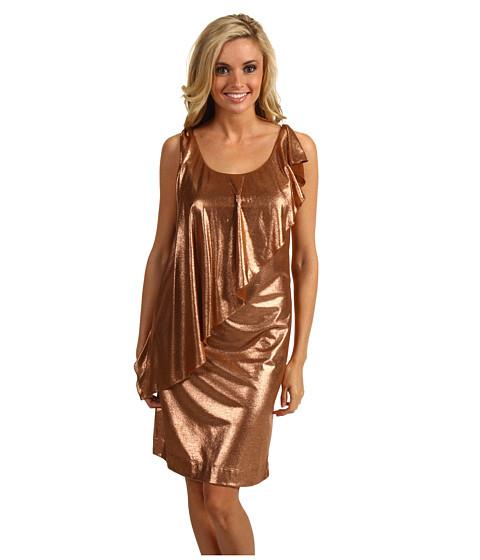 Rochii Chloe - L528300M2791 6108 - Bronze Metallic