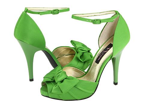 Pantofi Nina - Electra - Apple Green