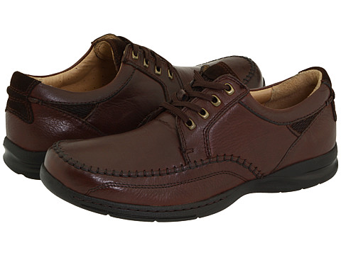 Pantofi Florsheim - Decatur - Brown Milled Leather