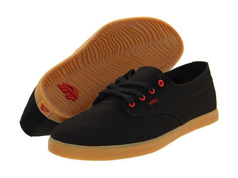 Adidasi Reef - Stanley - Black/Red
