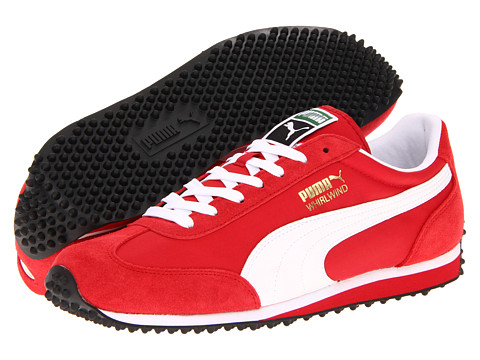 Adidasi PUMA - Whirlwind Classic - Ribbon Red/White