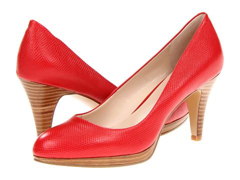 Pantofi Nine West - Selene - Red Reptile
