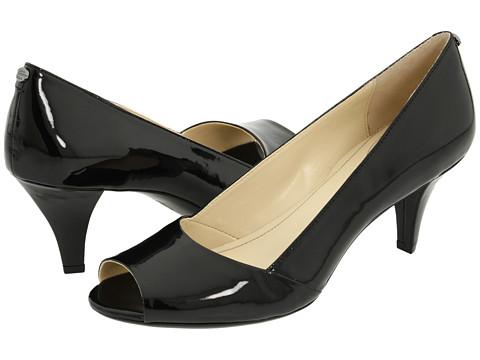Pantofi Calvin Klein - Parisa - Black Patent