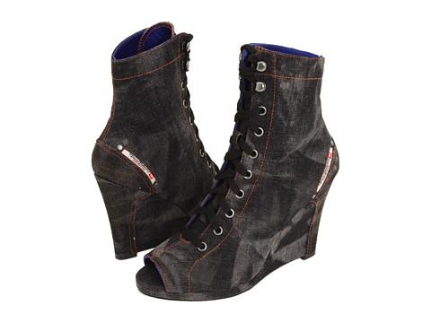 Pantofi Diesel - Burlesque - Black