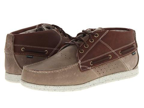 Ghete Element - Hampton - Espresso/Tan/Nubuck/Pull-Up Leather