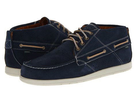 Ghete Element - Hampton - Navy Suede