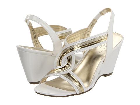 Sandale Anne Klein - Parma - White Metallic