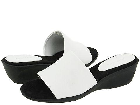 Sandale Aerosoles - Badminton - White PU