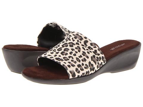 Sandale Aerosoles - Badminton - Tan Leopard