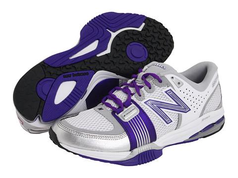 Adidasi New Balance - WX871 - White/Purple