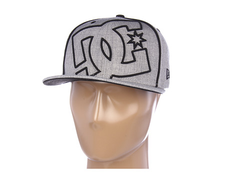 Sepci DC - Coverage II Hat - Heather Grey
