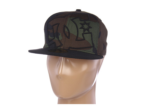 Sepci DC - Coverage II Hat - Woodland Camo