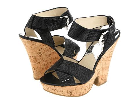 Pantofi Michael Kors - Gala Ankle - Black