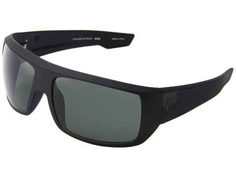 Ochelari Fox - The Redeem - Matte Black/Grey Polarized
