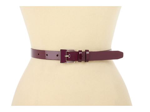 Curele Cole Haan - Enamel Dressy Belt - Masquerade Patent
