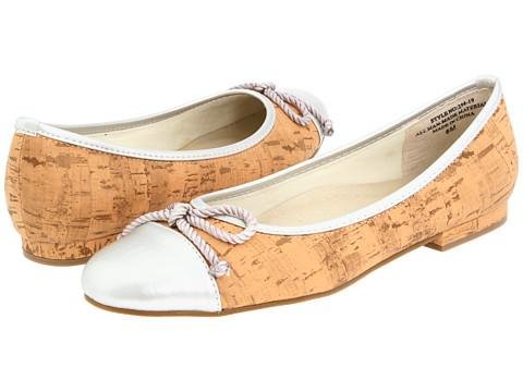 Balerini Annie - Cybil - Cork/Silver