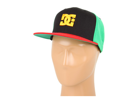 Sepci DC - Back To It Hat - Rasta
