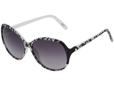 Ochelari Spy Optic - Edyn - Black/White Lace - Black Fade Lens