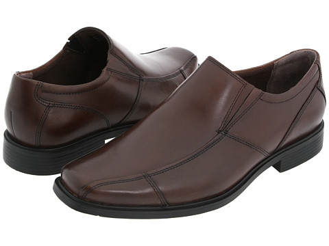 Pantofi Bostonian - Parkdale - Dark Brown
