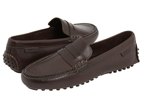 Pantofi Cole Haan - Air Grant Penny Loafer - T Moro