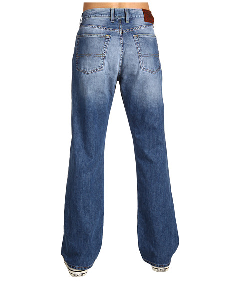 "Blugi Lucky Brand - 181 Relaxed Straight 32"" in Ol\ Summer Camp - Ol"" Summer Camp"