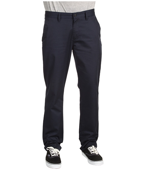 Pantaloni Volcom - Frickin Modern Chino Pant - Dark Navy