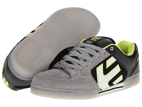 Adidasi etnies - Charter - Grey/Black