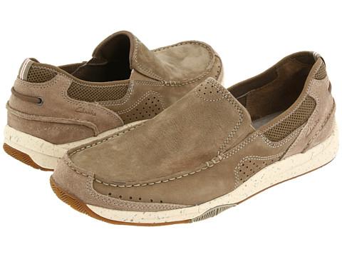 Pantofi Clarks - Vestal - Taupe Nubuck