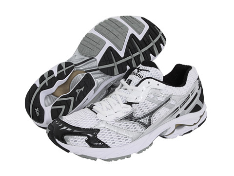 Adidasi Mizuno - Wave Nexus G3 Team - White/Black