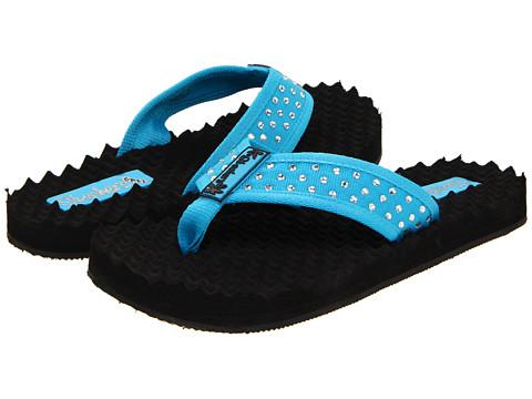 Sandale SKECHERS - Works - Kiss & Run - Turquoise