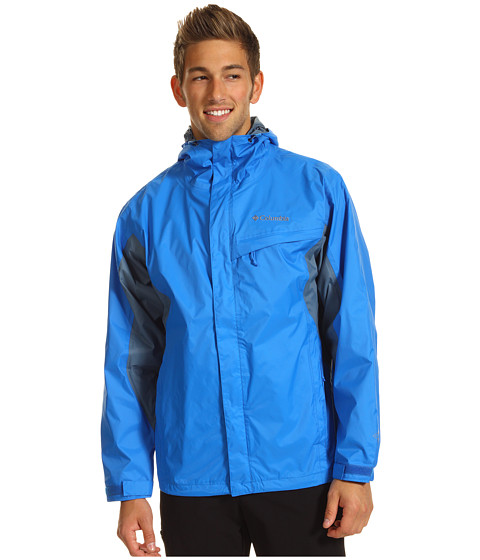 Jachete Columbia - Watertight⢠Rain Jacket - Hyper Blue/Mountain