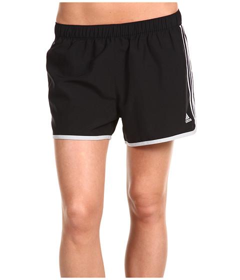 Pantaloni adidas - Marathon 10 Original Grete Short - Black/Light Onix/White
