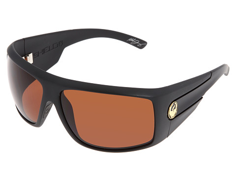 Ochelari Dragon Optical - Shield - Matte Stealth/Copper Lens