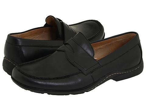 Pantofi Hush Puppies - Axis - Black Leather