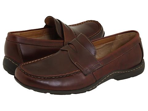 Pantofi Hush Puppies - Axis - Brown Leather