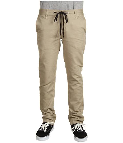 Pantaloni KR3W - K Slim Chino - Dark Khaki