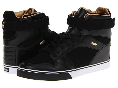 Adidasi Osiris - Rhyme RMX - Black/Black/Gold