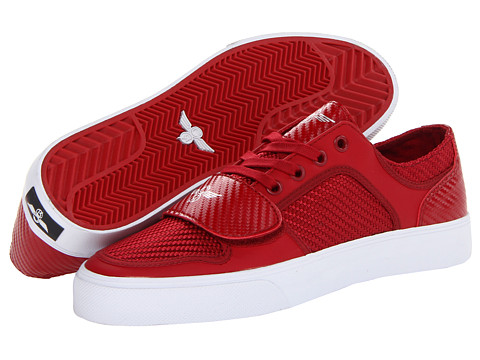 Adidasi Creative Recreation - Cesario Lo XVI - Red Carbon