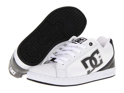 Adidasi DC - Cosmo SE W - White/Black/Metallic Silver