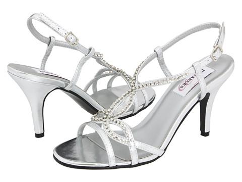 Sandale Touch Ups - Elsa - Silver Metallic