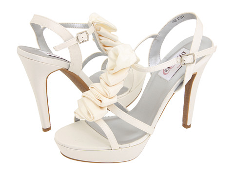 Sandale Touch Ups - Ivy - Ivory Satin